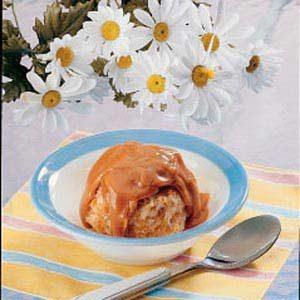 Caramel Fried Ice Cream