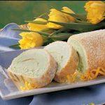 Rainbow Sherbet Cake Roll
