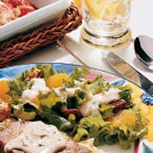 Orange Pecan Salad