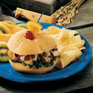 Thanksgiving Sandwiches