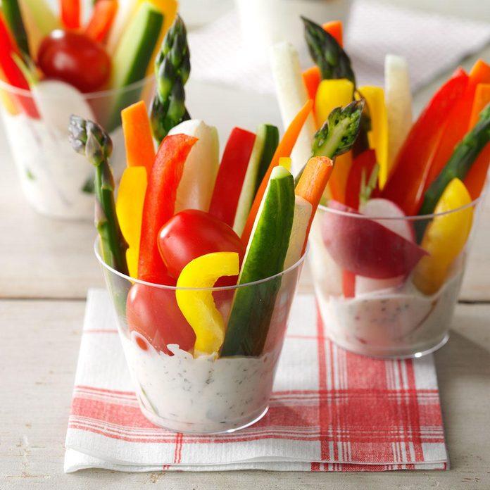 Alabama: Dill Vegetable Dip