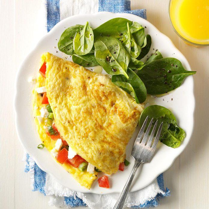 Mediterranean Omelet
