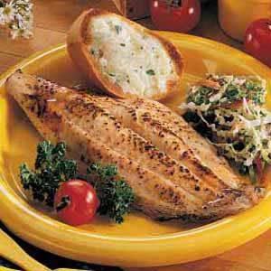 Marinated Catfish Fillets