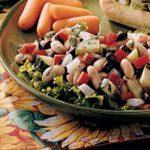 Black 'n'  White Bean Salad