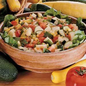 Zesty Gazpacho Salad