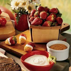 Cheesecake Dip