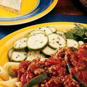 Zesty Zucchini