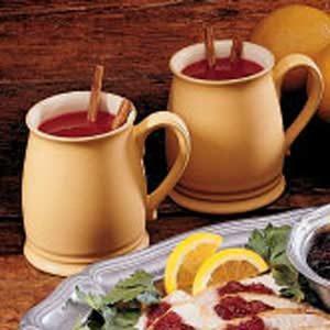 Highbush Cranberry Tea