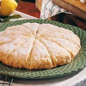 Lemon Scones