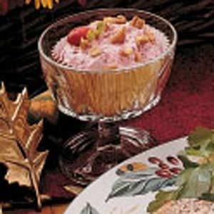 Frozen Cranberry Pineapple Salad