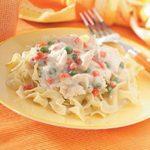 Tuna Noodle Main Dish