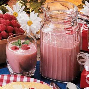 Morning Fruit Shake