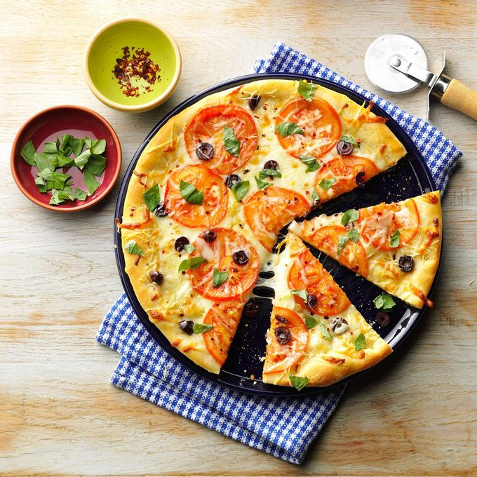 Mama Rachel's Mediterranean Pizza