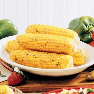 Spicy Corn Spread