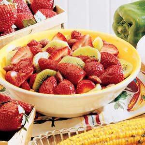 Strawberry Kiwi Dessert