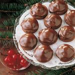 Marshmallow Chocolate-Covered Cherries