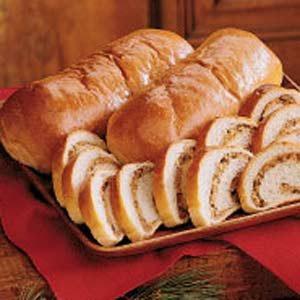 Nut Swirl Bread