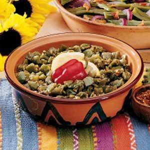 Nopales Sesame Salad