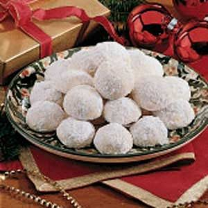 Lemon Snowballs Cookie