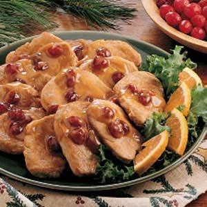 Festive Pork