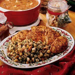 Turkey Stuffing Mix