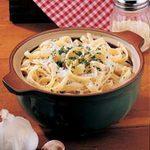 Creamy Parmesan Noodles
