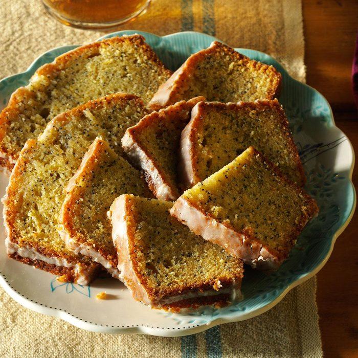 Grapefruit Poppy Seed Bread