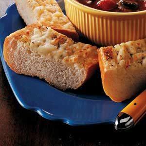 Cheesy Garlic Loaf