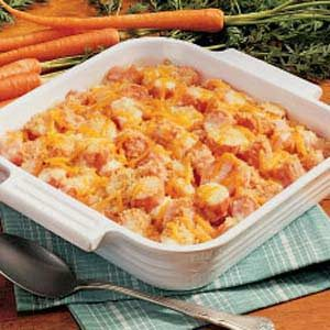 Zesty Carrot Bake