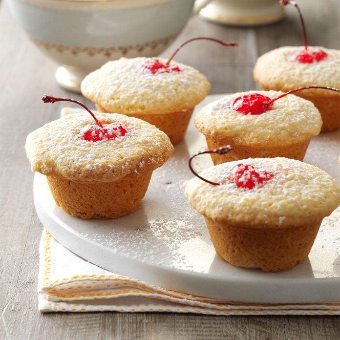 Cherry Almond Delights