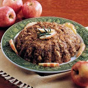 Apple Sausage Bake