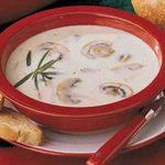 Favorite Marvelous Mushroom Soup