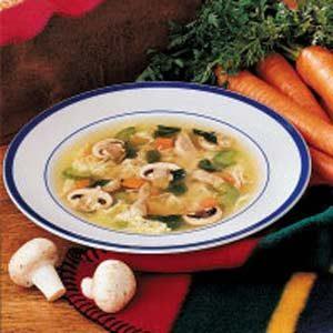Stir-Fried Pork Soup