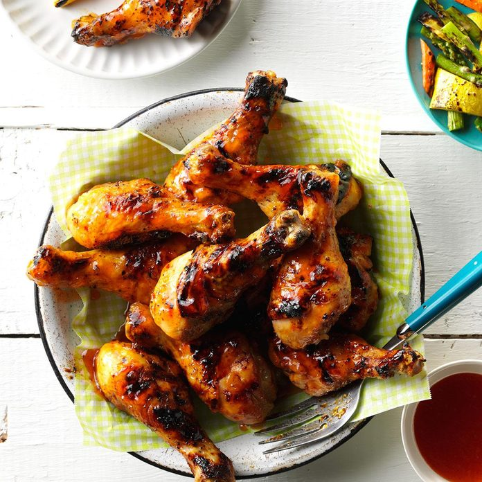 Jalapeno-Lime Chicken Drumsticks