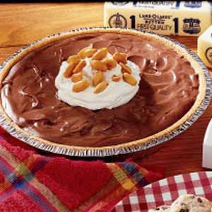 Chocolate Peanut Dream Pie