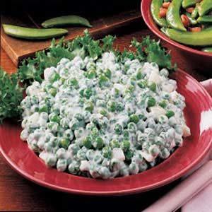 Minted Pea Salad