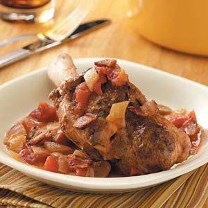 Wyoming Lamb Stew