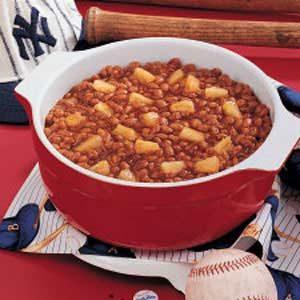 Ballpark Baked Beans