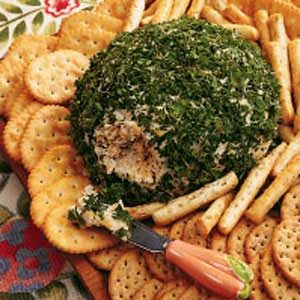 Onion Cheese Ball