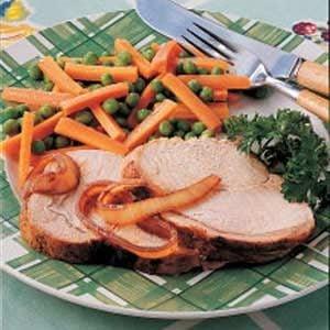 Paprika Pork Roast