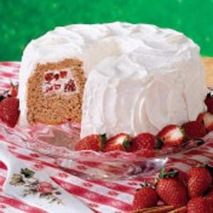 Tunnel of Berries Cake