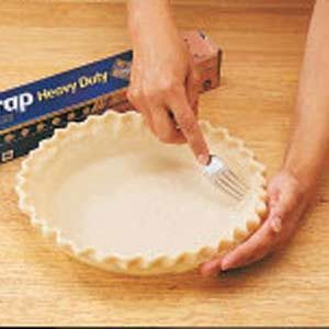 Pastry for Single-Crust Pie