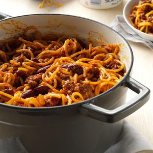 One-Pot Chilighetti