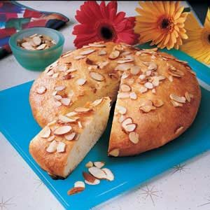 Sweet Almond Bread
