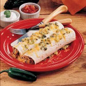 Hearty Tortilla Casserole
