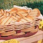 Grilled Garlic Bread