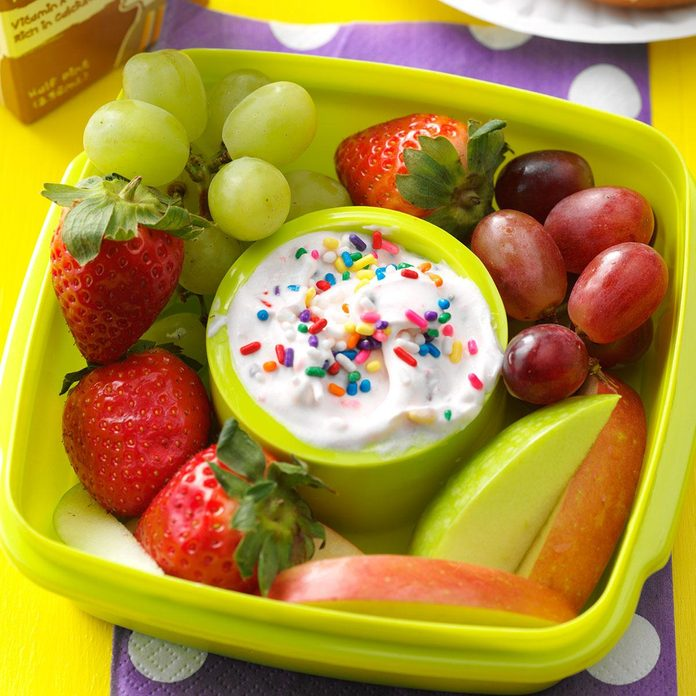 Sprinkle Fruit Dip