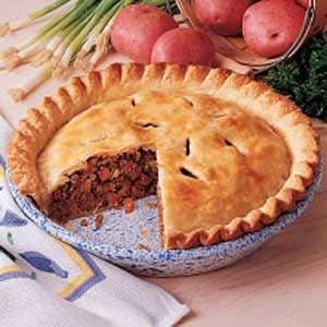Savory Meat Pie