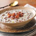 Hearty Wild Rice Soup