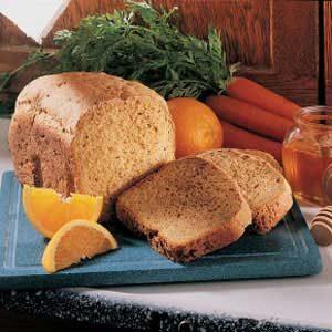 Tarragon Carrot Bread